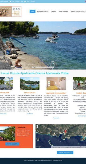 Grscica.net Izrada web stranica – redizajn