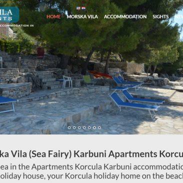 Apartmani Morska Vila