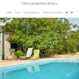 Villa Korkyra Nigra