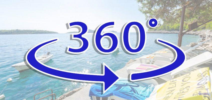 Virtualna Šetnja I 360 Fotografija Korčula